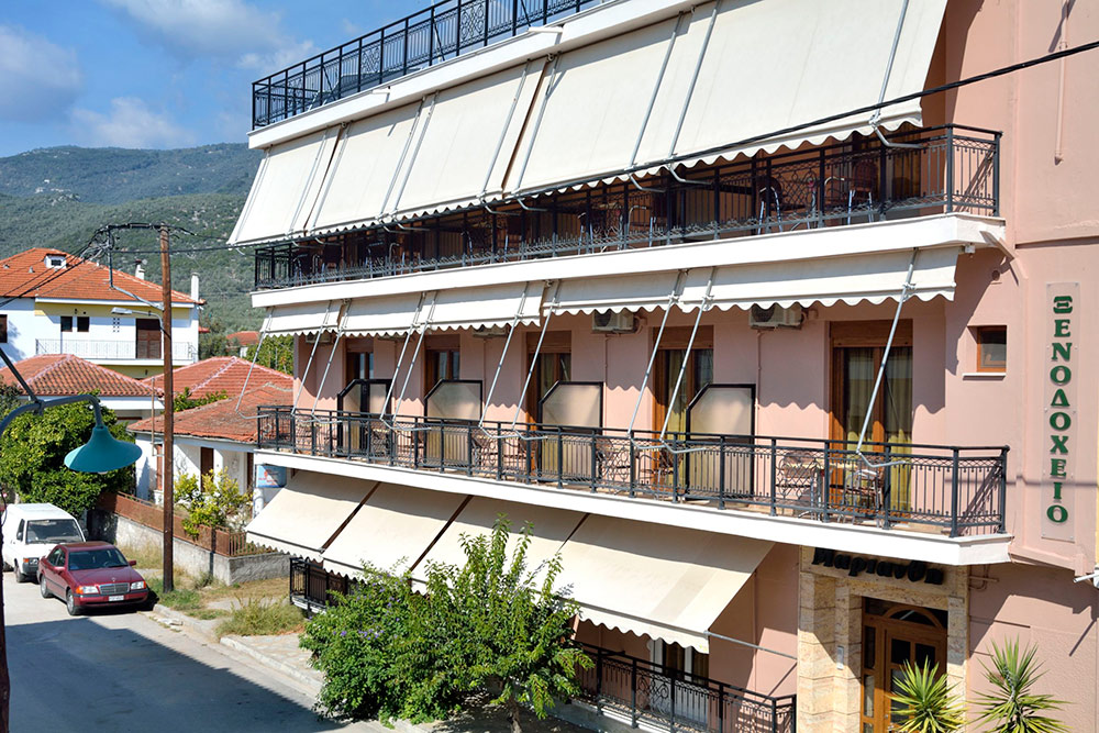 Hotels in Kala Nera Pelion